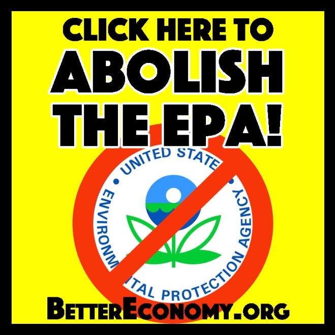 AbolishTheEPA