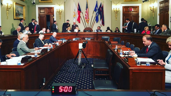 Oversight Hearing on the Consequences of Executive Branch Overreach of the Antiquities Act