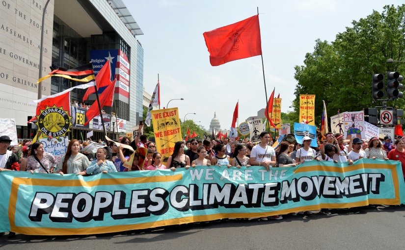 Ahead of Exxon's annual meeting, climate activists gainground